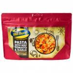 Pasta Beef/Tomate/Garlic