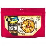 Couscous Chili spiced vegeatables