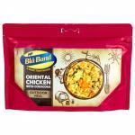 Oriental Couscous Chicken Stew