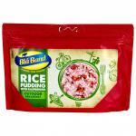 Rice Pudding/Raspberries