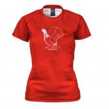 """ADCO T-Shirt """"Draußen daheim"""" Ladies"""
