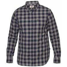Övik Check Shirt LS