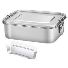 Lunchbox Deluxe Edelstahl 0,8 L