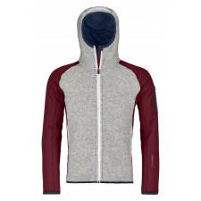 Fleece Plus Classic Knit Hoody