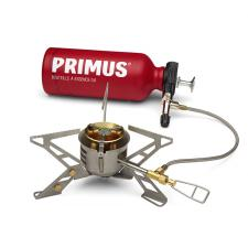 Primus Omnifuel II mit Flasche