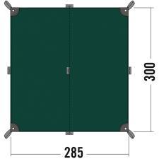 Tarp 2 2,85x3m