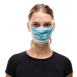 Filter Mask sky blue