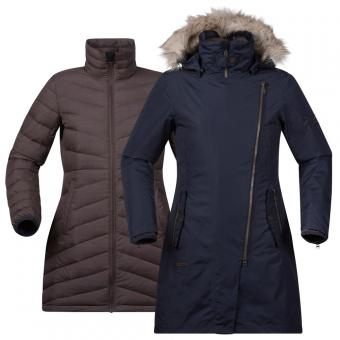 Sagene 3 in 1 Lady Coat